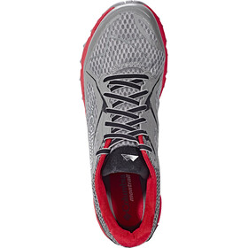 Columbia Caldorado II Shoes Men charcoal/bright red